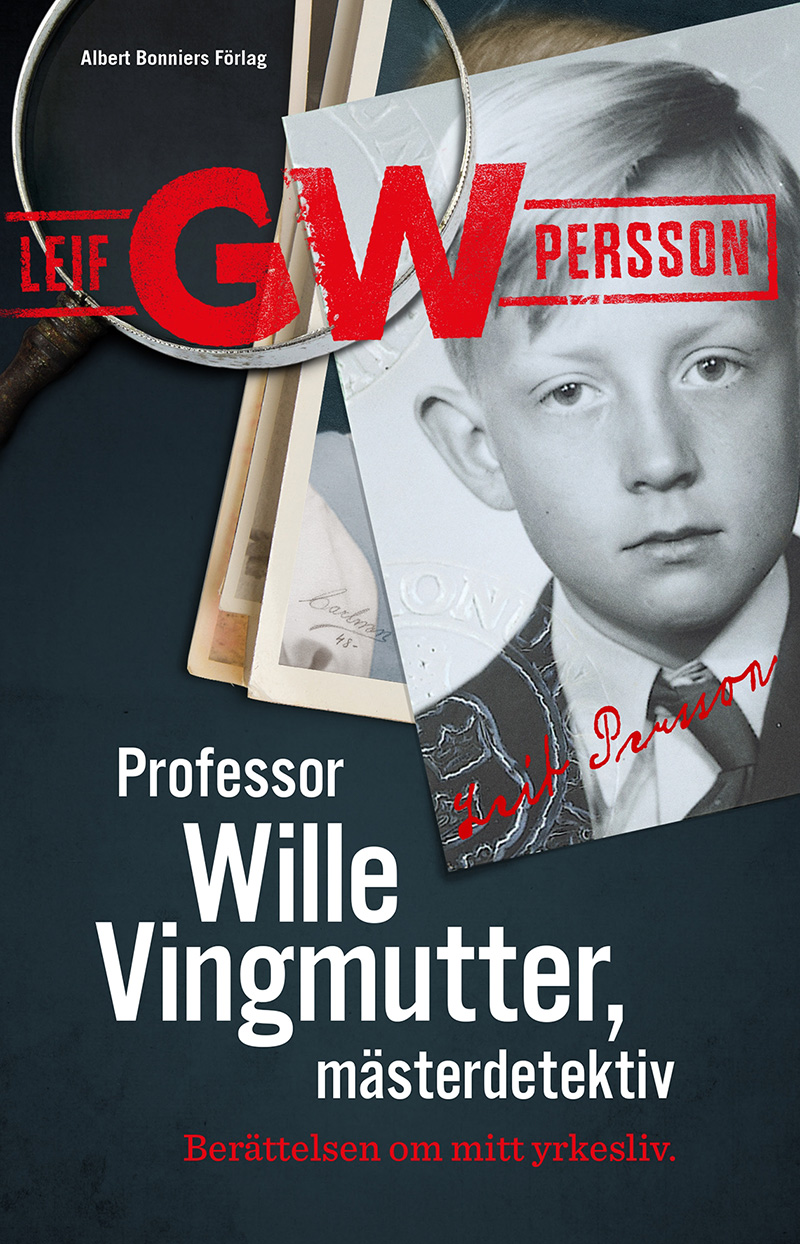 Leif GW Perssons bok Wille Vingmutter