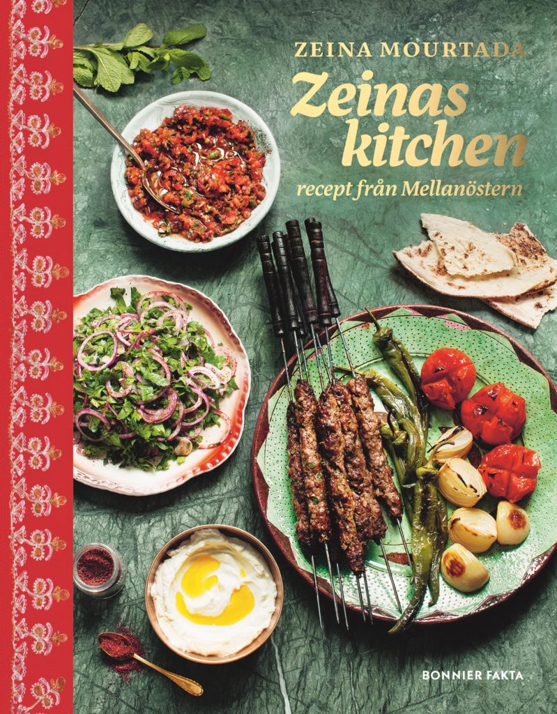 Zeinas kitchen bok
