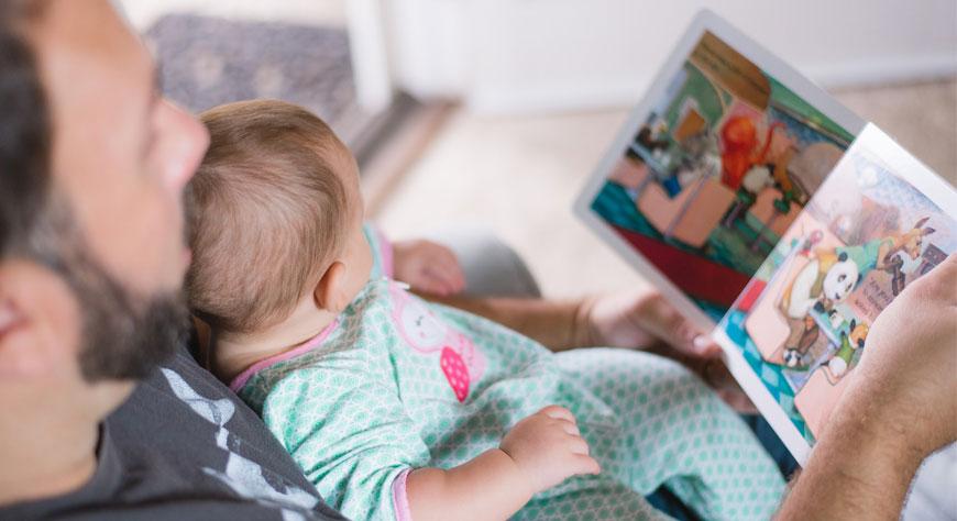 Bra barnböcker 0-3 år
